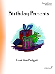 Birthday Presents - By Karol Ann Badgett: Piano Solo Elementary Sheet Music