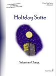 Holiday Suite - By Sebastian Chang: Piano Duet Advanced Sheet Music