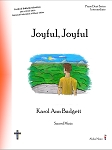 Joyful, Joyful - By Karol Ann Badgett: Piano Duet Intermediate Sheet Music