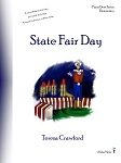 State Fair Day - By Teresa Crawford: Piano Trio Elemetary Sheet Music