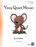 Very Quiet Mouse - By Janet Soller: Piano Solo Primary Sheet Music