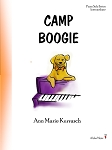 Camp Boogie - By Ann Marie Kurrasch: Piano Solo Intermediate Sheet Music Collection