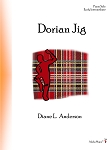 Dorian Jig - By Diane L. Anderson: Piano Solo Early Intermediate Sheet Music
