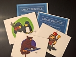 Smart Practice Cards - By Karen Wallace: eCards with Tips on How To Practice Playing the Piano