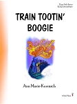 Train Tootin' Boogie - By Ann Marie Kurrasch: Piano Solo Early Intermediate Sheet Music