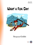 What A Fun Day - By Benjamin Gribble: Piano Solo Elementary Sheet Music
