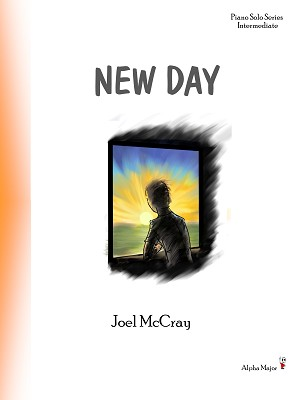 New Day - By Joel McCray: Piano Solo Intermediate Sheet Music